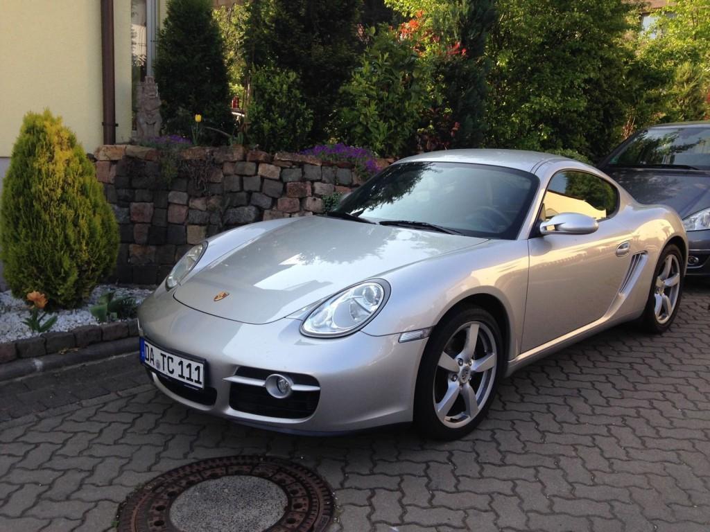 2008 Porsche Cayman 987