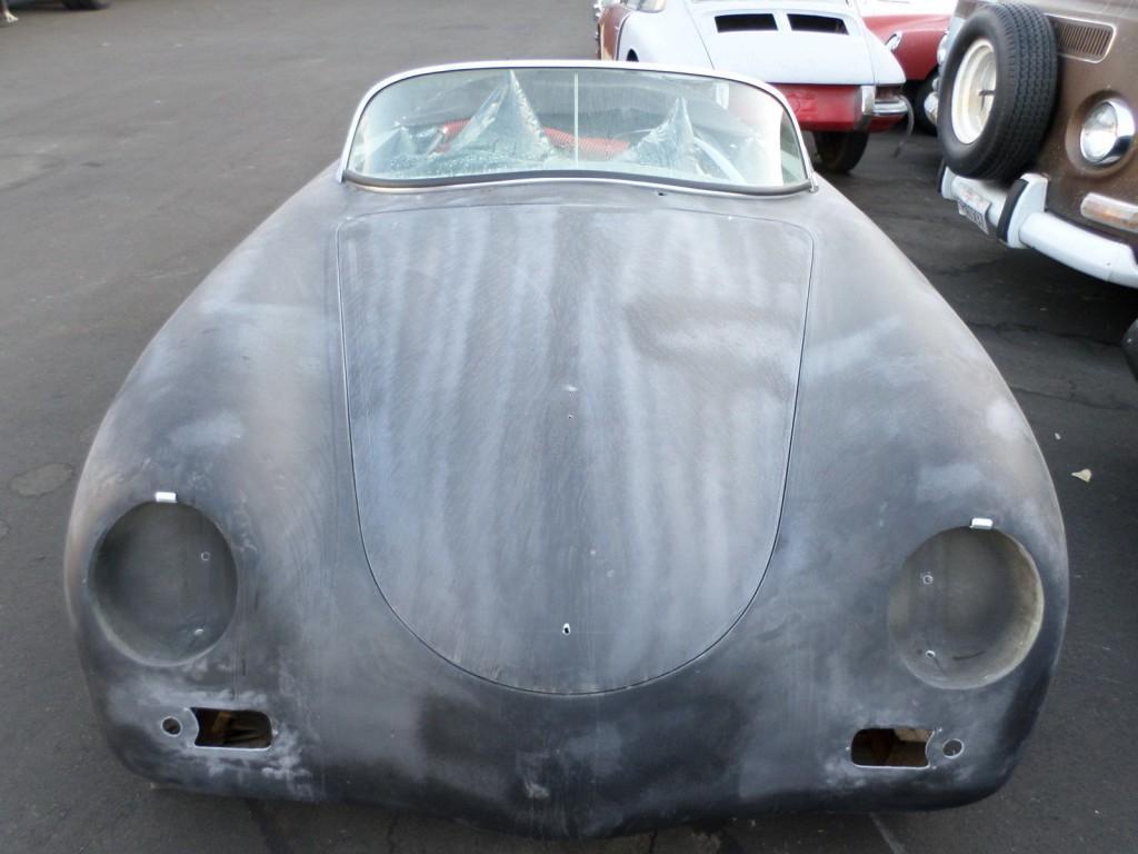 1958 SX Speedster