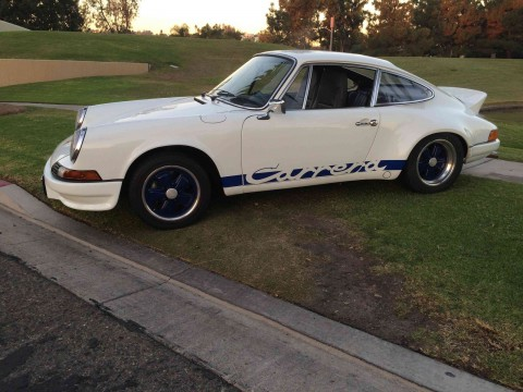 1972 Porsche 911 S 2.4 Coupe for sale