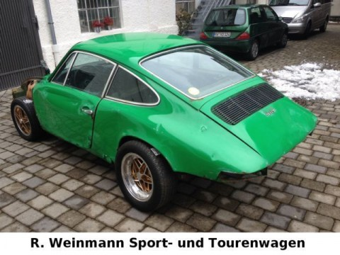 1972 Porsche 911T Coupe 2,2L for sale