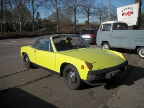 1973 Porsche 914 Targa for sale