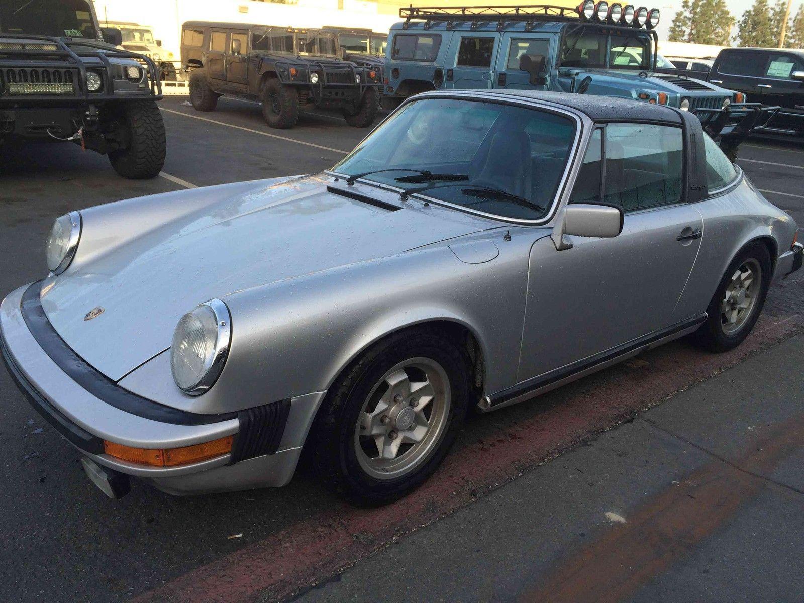 1977 Porsche 911 S Targa 3 0 For Sale