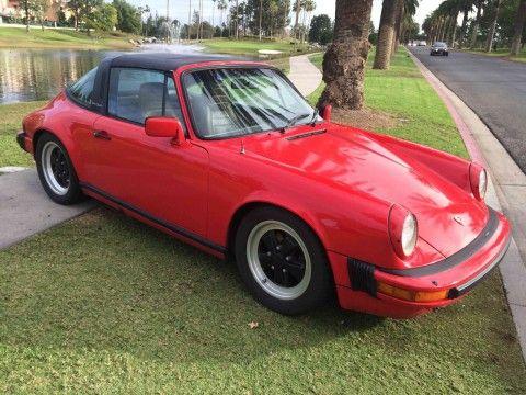 1982 Porsche 911 SC 3.0 Targa for sale