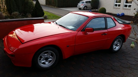 1982 Porsche 944 Targa for sale