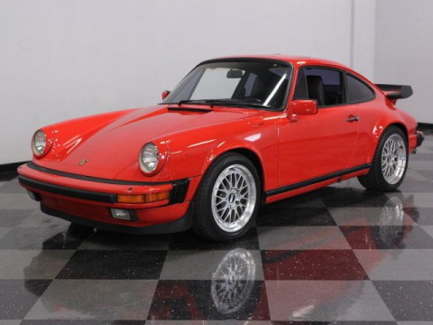 1985 Porsche 911 Carrera for sale