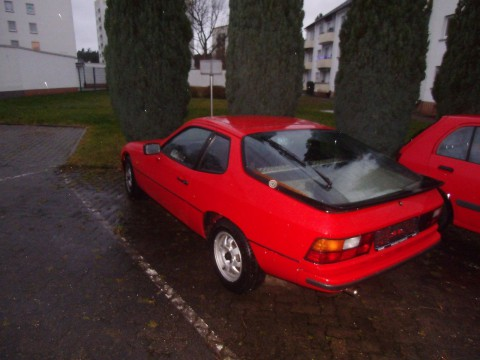 1985 Porsche 924 Targa for sale