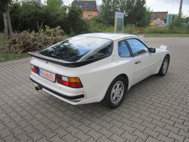 1986 Porsche 944 S