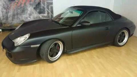 1998 Porsche 911 996 Cabrio for sale