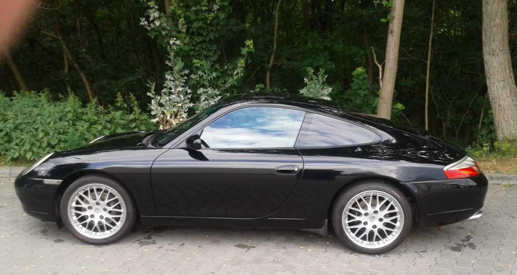 1999 Porsche 911 / 996 C2