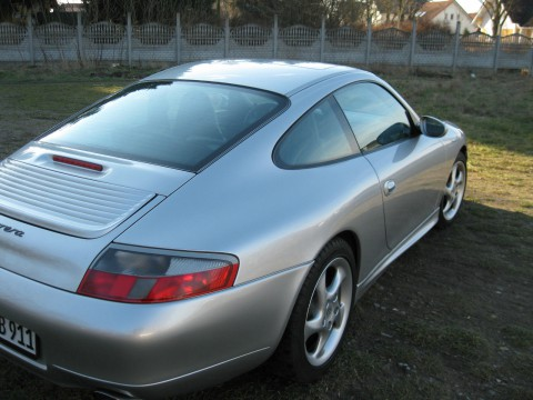 2000 Porsche 911 996 Carrera 2 for sale