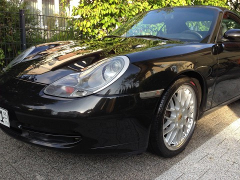 2000 Porsche 911 Carrera Turbo Cabriolet Tiptronic S for sale