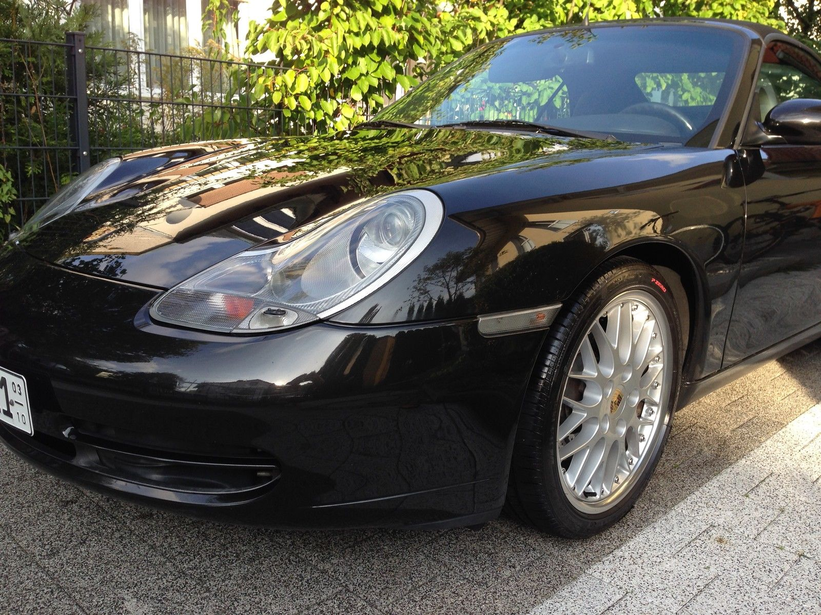2000 porsche 911 carrera turbo cabriolet tiptronic s for sale. Black Bedroom Furniture Sets. Home Design Ideas