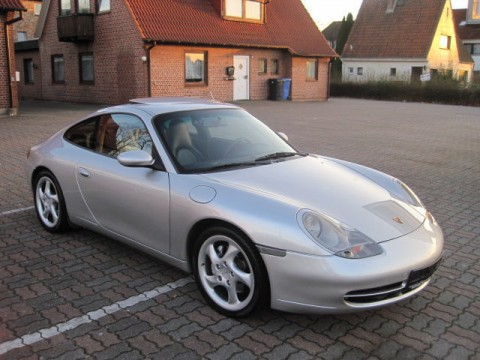 2000 Porsche 996 Carrera 4 Automatik for sale