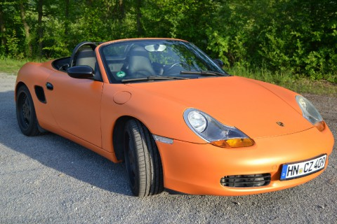 2001 Porsche Boxster 986 2.7L for sale