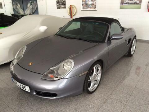 2001 Porsche Boxster for sale