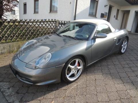 2002 Porsche Boxster S for sale