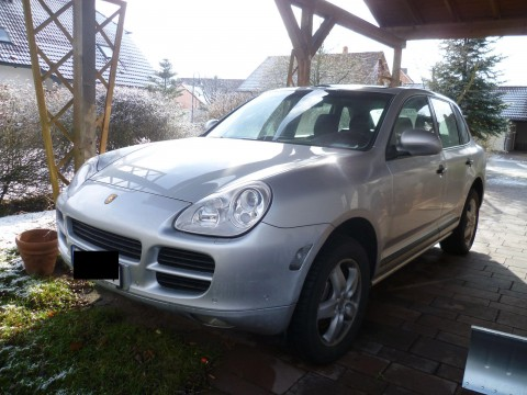 2006 Porsche Cayenne S Tiptronic for sale