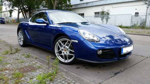 2009 Porsche Cayman for sale