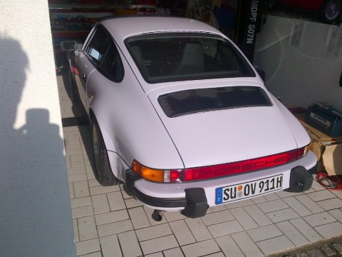 Porsche 911 3.0 SC H for sale