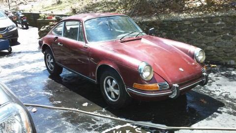 1972 Porsche 911 911T for sale