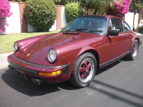 1983 Porsche 911 coupe for sale