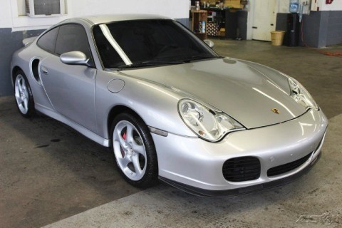 2002 Porsche 911 Carrera Turbo TIPTRON for sale
