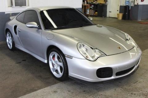 2002 Porsche 911 Carrera Turbo TIPTRON for sale