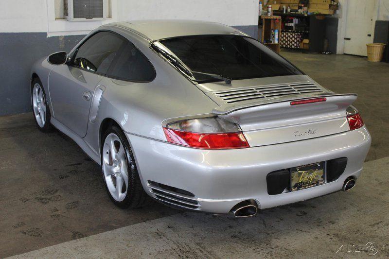 2002 Porsche 911 Carrera Turbo TIPTRON