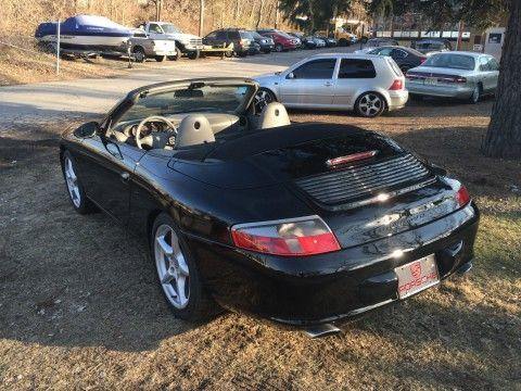 2002 Porsche Carrera 2 Cabrio for sale