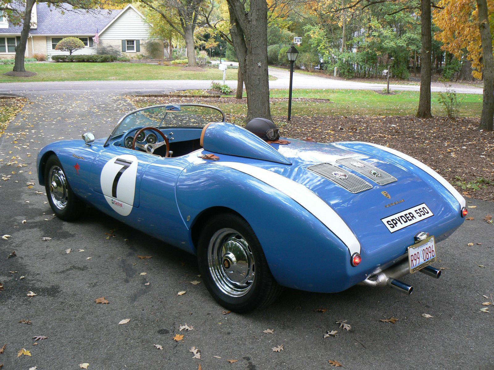 1956 porsche other 550 spyder for sale. Black Bedroom Furniture Sets. Home Design Ideas