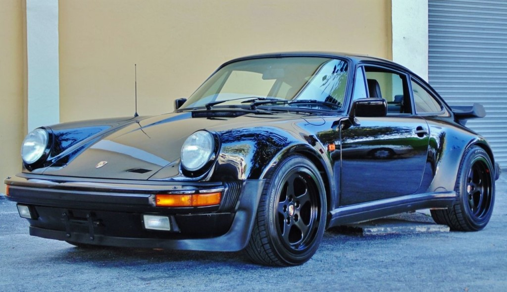 1987 Porsche 930 911 Turbo Ruf Upgrades For Sale