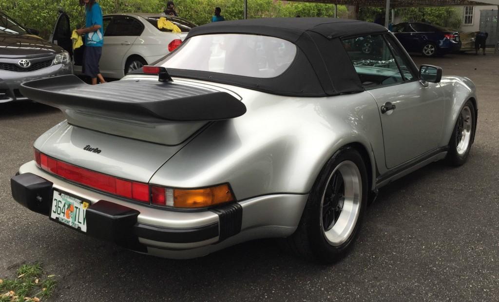 1988 Porsche 911 930 Turbo For Sale