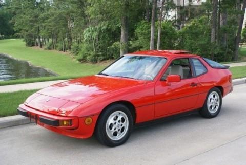 1988 Porsche 924 for sale