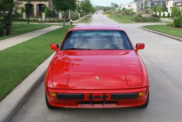 1988 Porsche 924