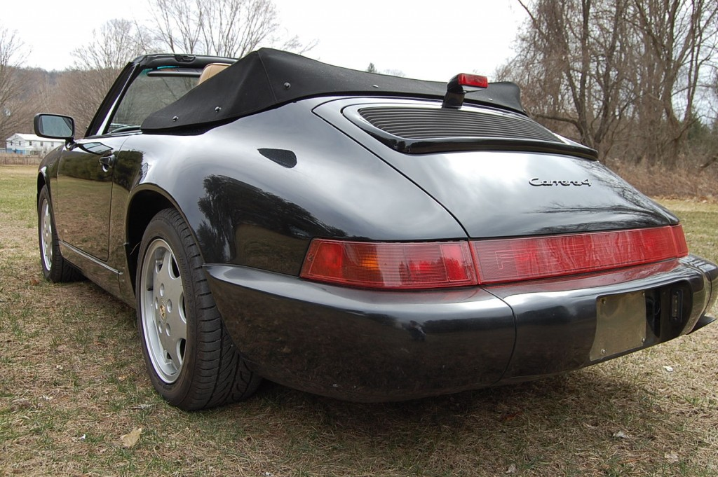 1991 Porsche 964 C-4 Cabriolet Fully Sorted+excellent Condition
