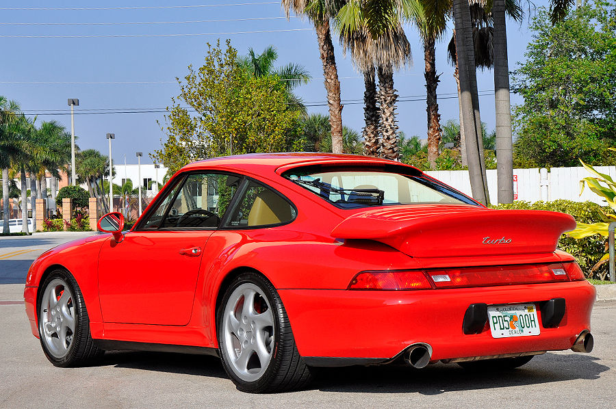 1996 Porsche 911 Twin Turbo! Ultra Rare 993! Collector Quality!