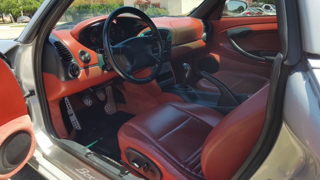 1999 Porsche Boxster Boxster S