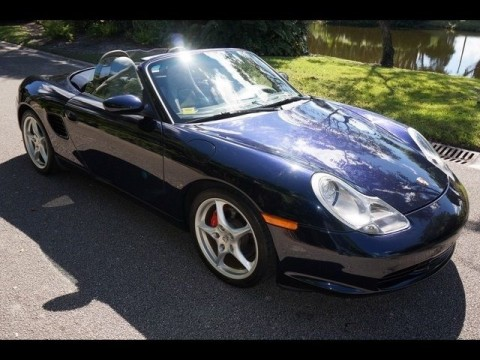 2003 Porsche Boxster S for sale