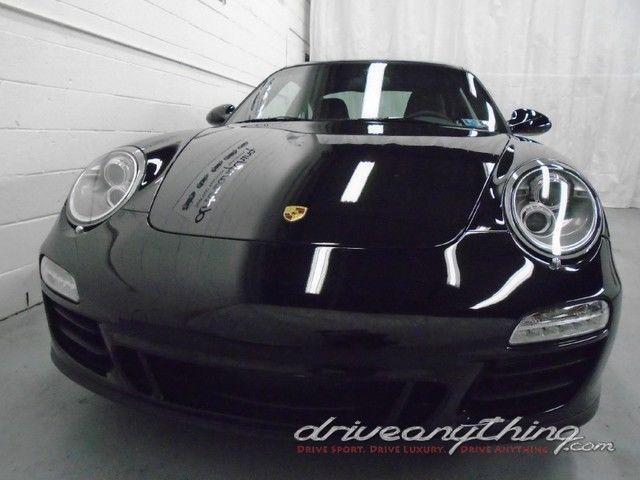2012 Porsche 911 GTS 6-Spd