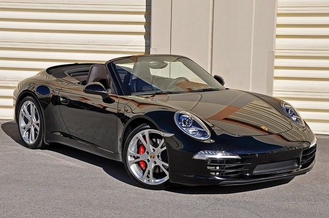 2013 Porsche 911 S Cabriolet For Sale