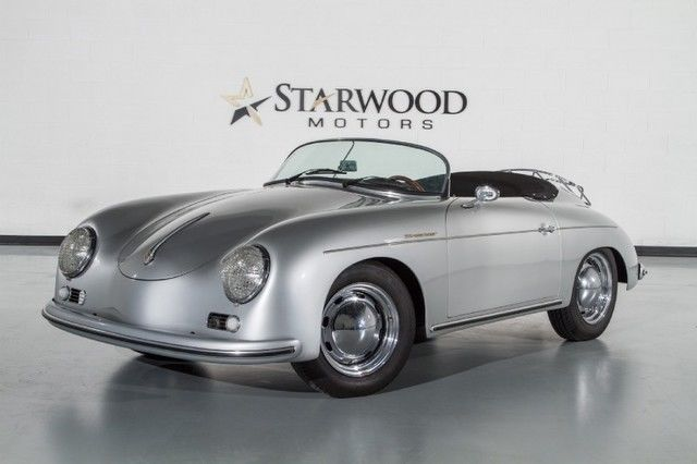 1963 Porsche 356 Vintage Speedster Replica