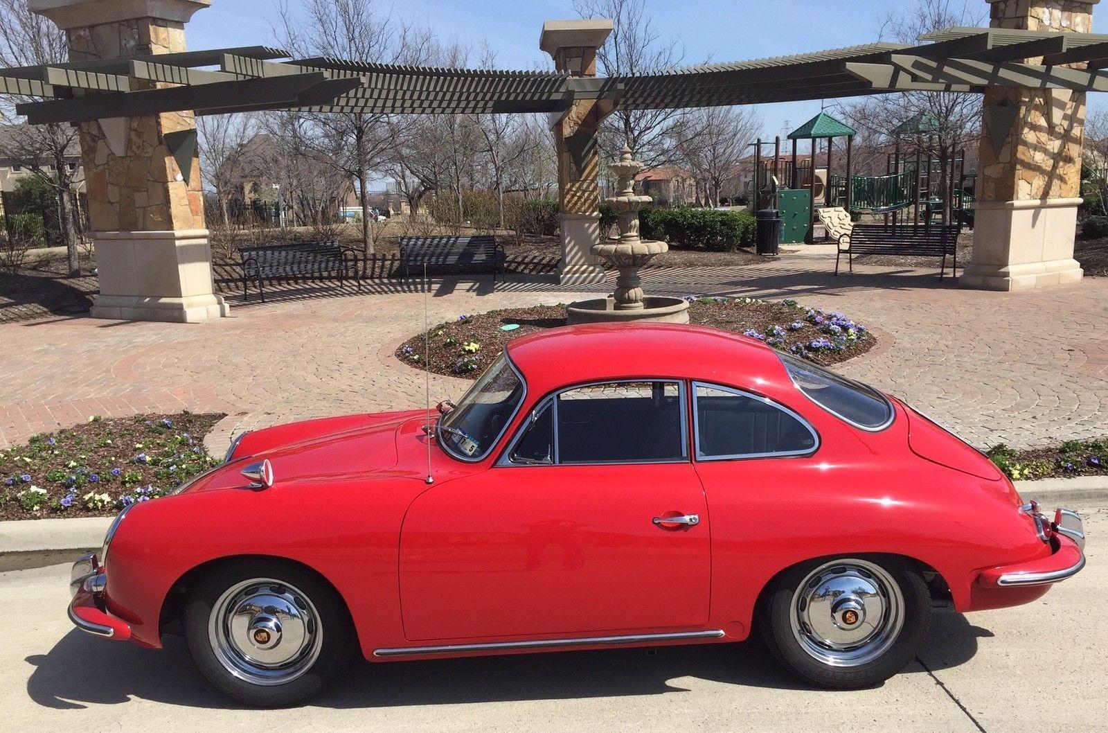 19630000 Porsche 356 S90 For Sale