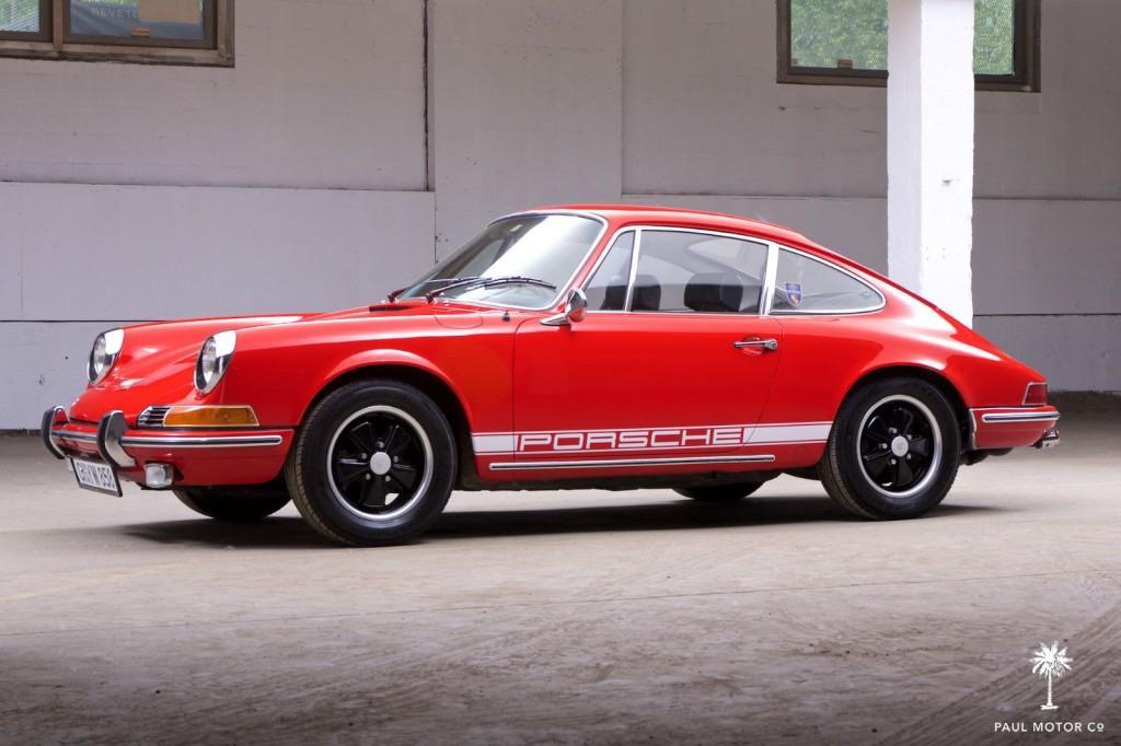 1970 Porsche 911 911t For Sale