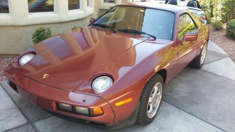 1985 Porsche 928 for sale