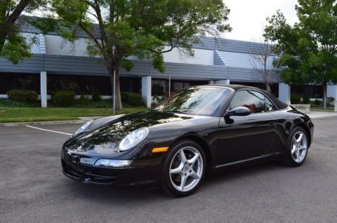 2008 Porsche 911 Carrera 3.6L Cabriolet for sale