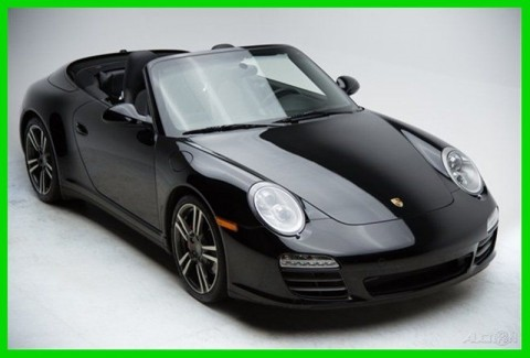 2011 Porsche 911 911 Carrera 4S Cabriolet – Amazing PRICE for sale