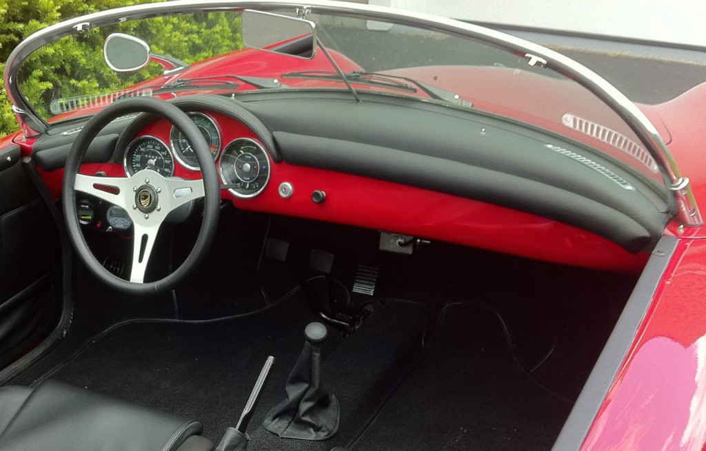 1957 Replica/kit Makes Porsche Speedster 356A (ELECTRIC)