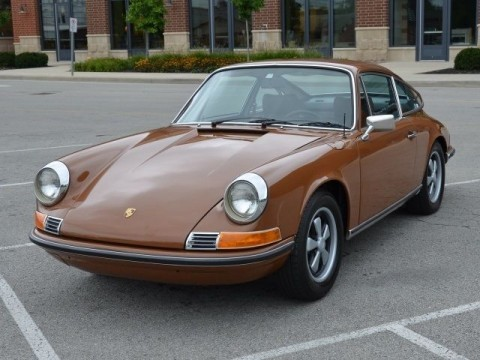 1972 Porsche 911 911T Coupe for sale