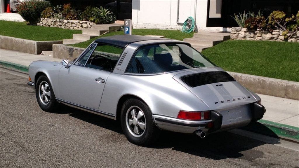 1973 Porsche 911 911t Targa For Sale