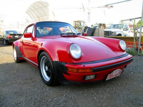 1987 Porsche 930 930 TURBO for sale